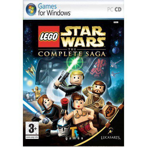 PC - Lego Star Wars: The Complete Saga