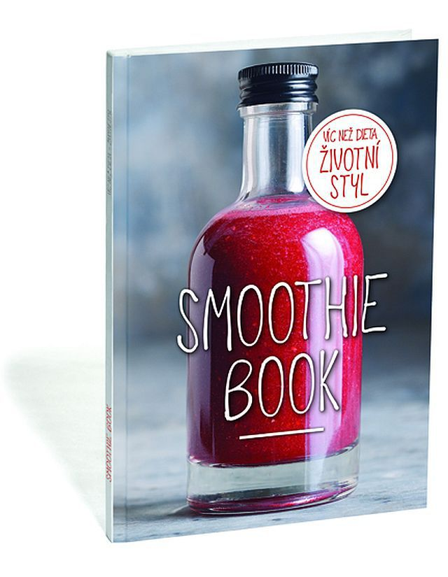 Kenwood Smoothie book - recepty