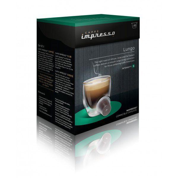 Caffe Impresso Lungo - káva na kapsle