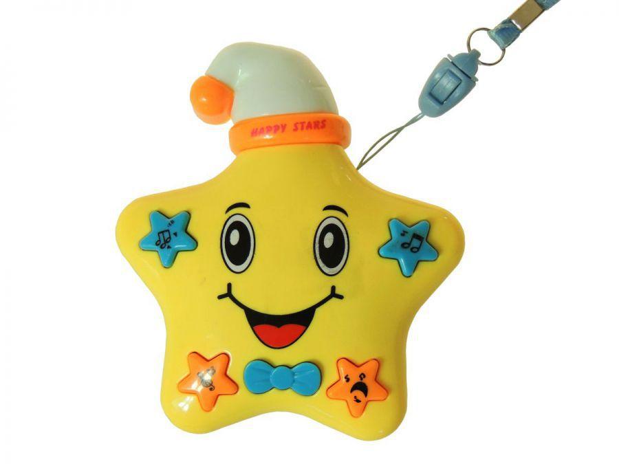 CHL Baby - hvězdička se zvukem