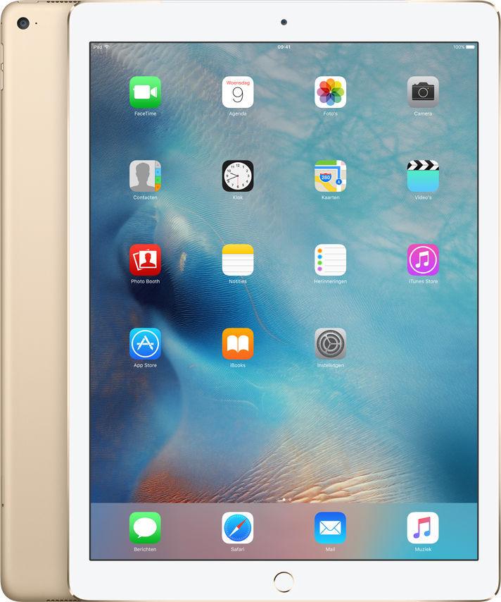 """Apple iPad Pro 12.9"""" Wi-Fi+Cell 128GB (zlatý), ML2K2FD/A"""