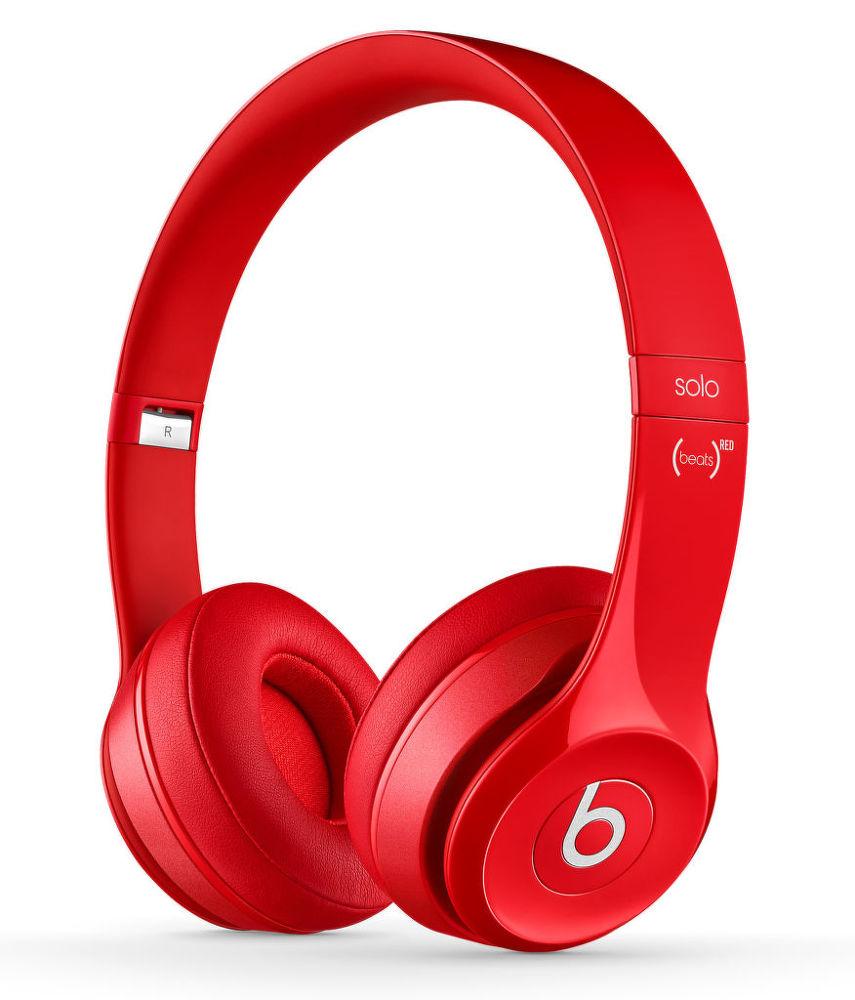 Beats by Dr. Dre Solo2 (červená)