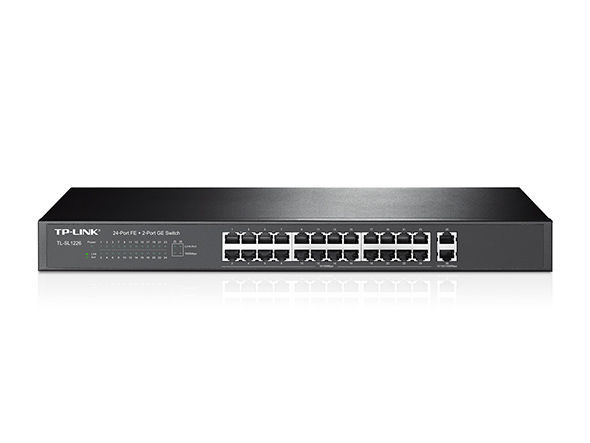 TP-LINK TL-SL1226 24-port Gigabit Switch