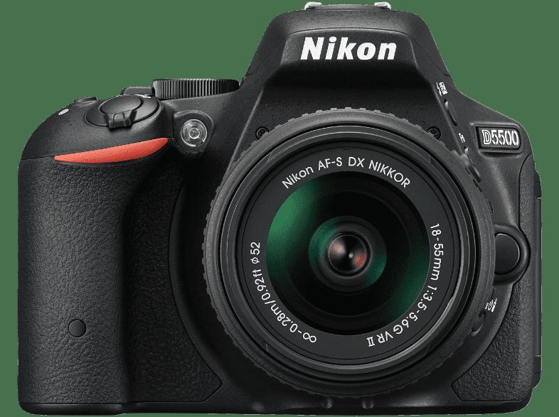 Nikon D5500 + AF-S DX 18-55 VR II