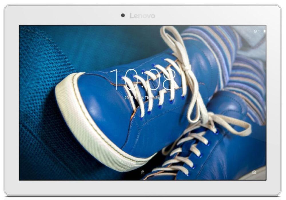 Lenovo IdeaTab A10, ZA0D0025CZ (bílý) + dárek Sony microSDHC 32GB class 10 zdarma