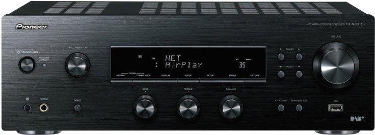 Pioneer SX-N30DAB (černý)