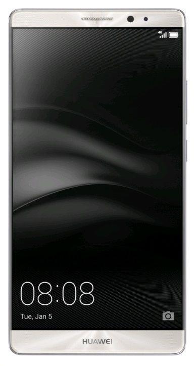Huawei Mate 8 DualSIM (stříbrný)