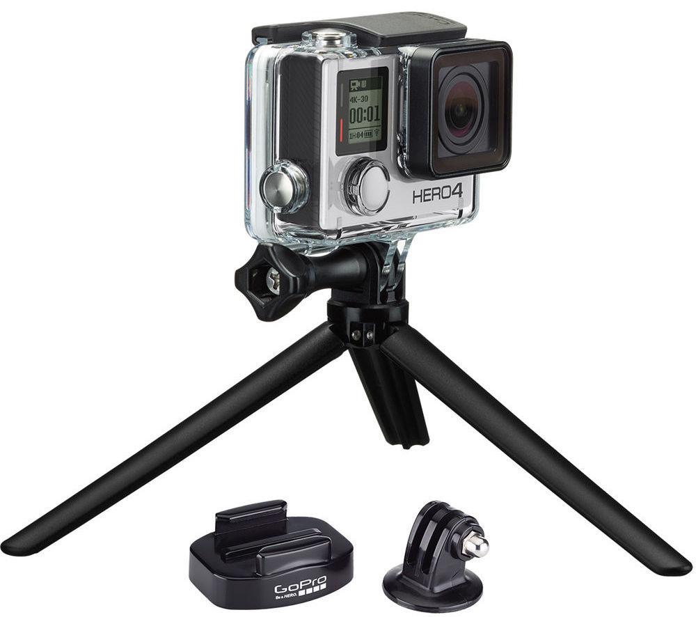 GoPro Tripod Mounts - držáky na stojan + mini tripod