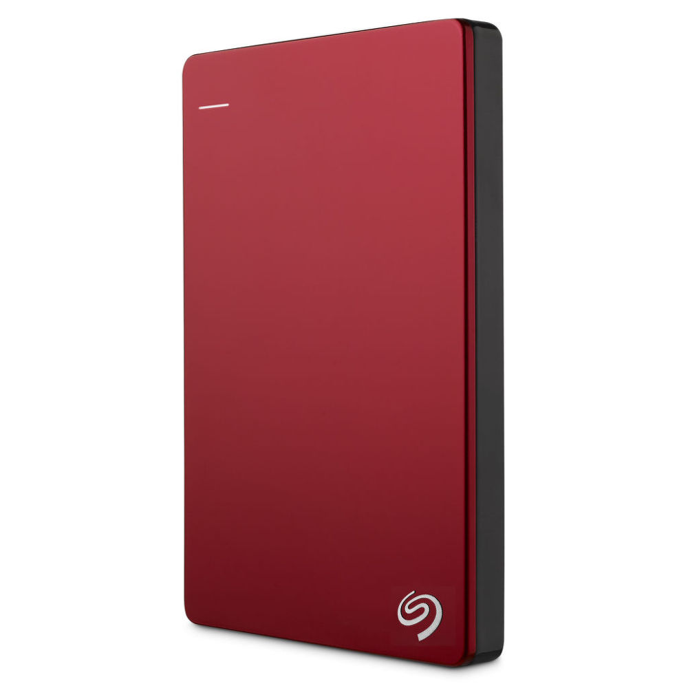 Seagate Backup Plus Slim 2TB STDR2000203 (červený)