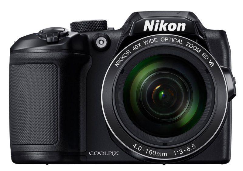 Nikon Coolpix B500 (černý)