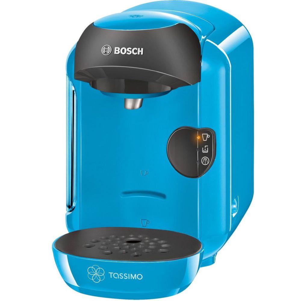 BOSCH TAS1255 TASSIMO (modrá) - Kapslový kávovar