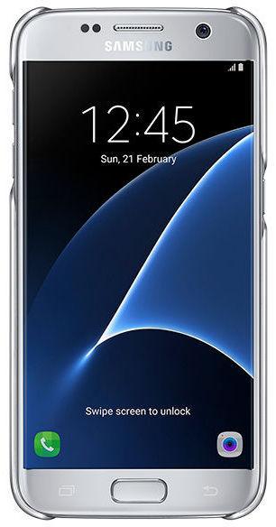 Samsung Clear EF-QG930CS SG S7 (stříbrný)