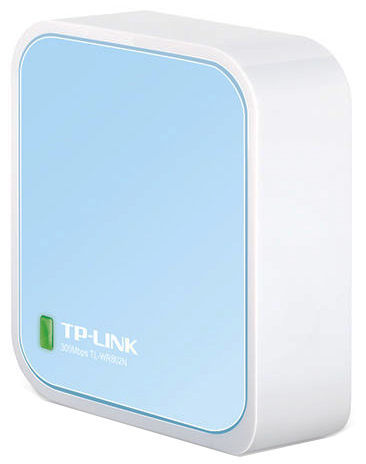 TP-Link TL-WR802N, N300 - Mini WiFi router
