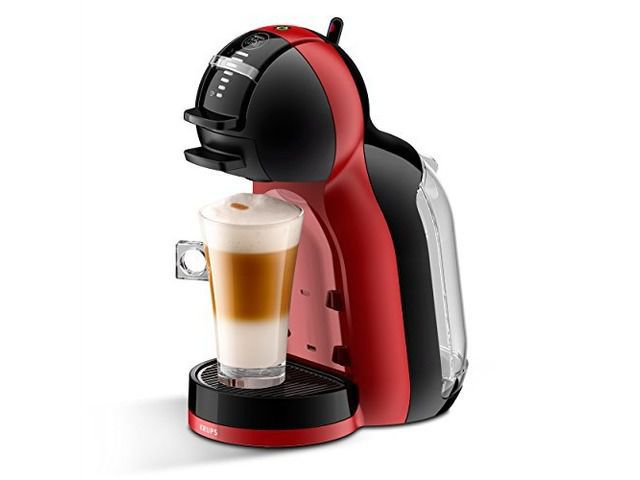 KRUPS KP120H Nescafé Dolce Gusto MiniMe (červená) - Kapslový kávovar
