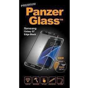 PanzerGlass Premium ochranné sklo pro Samsung Galaxy S7 Edge (stříbrné)
