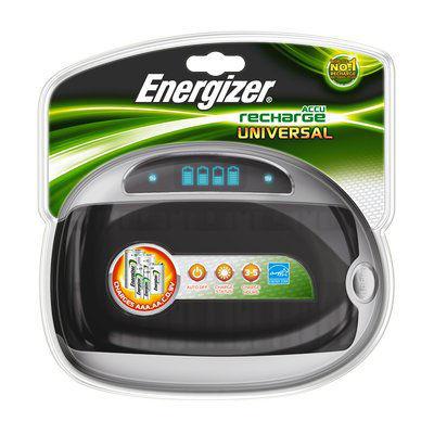 Energizer Univerzal Charger - univerzální nabíječka