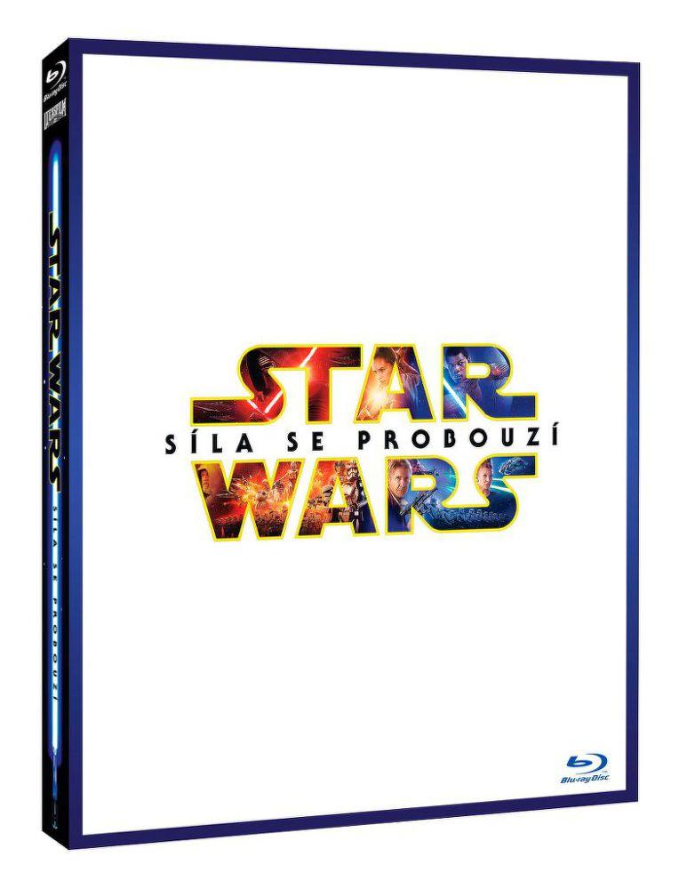 Star Wars: Síla se probouzí - Limit. edice Lightside - Blu-ray film