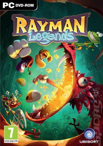 Rayman Legends - hra pro PC