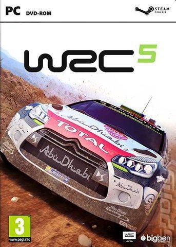 WRC 5 - hra pro PC