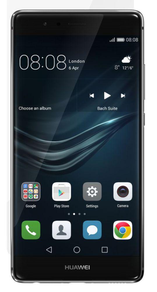 Huawei P9 (titanově šedý) + dárek Huawei AP08Q, Powerbank 10000mAh (černá) zdarma