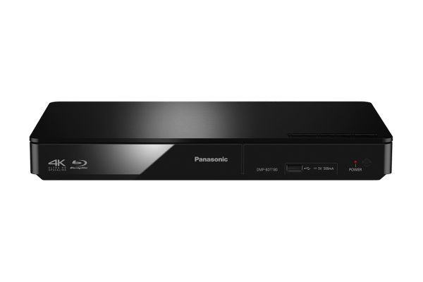 Panasonic DMP-BDT180EG (černý)