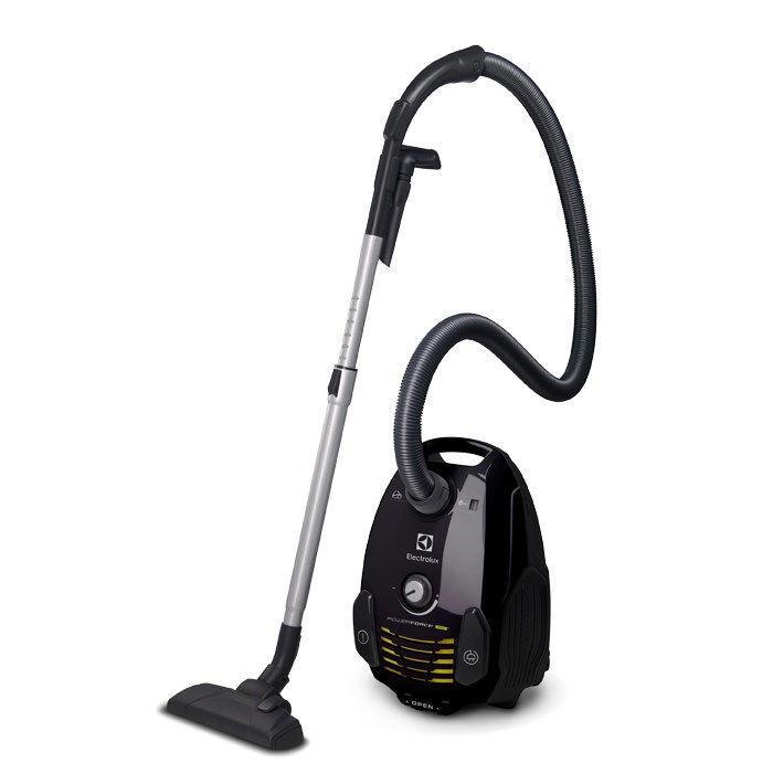ELECTROLUX ZPFGREEN (černá) - Podlahový vysavač