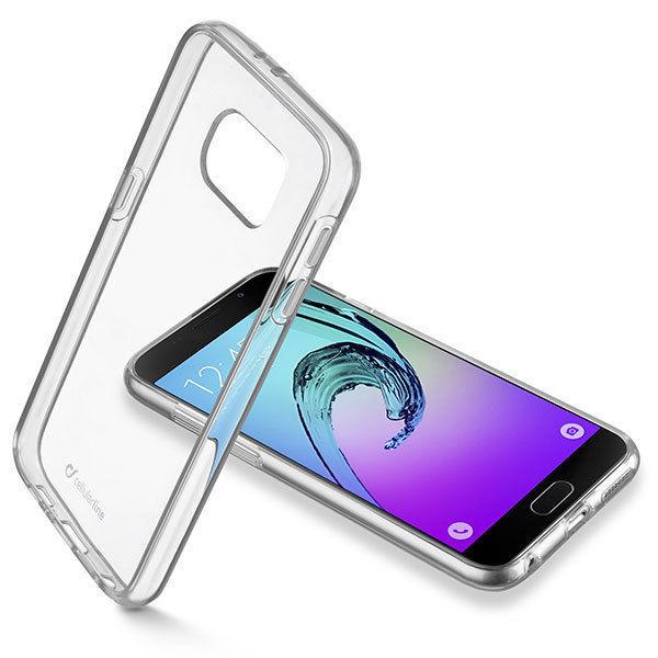 CellularLine pouzdro pro Samsung Galaxy A5 Duos (transparentní)
