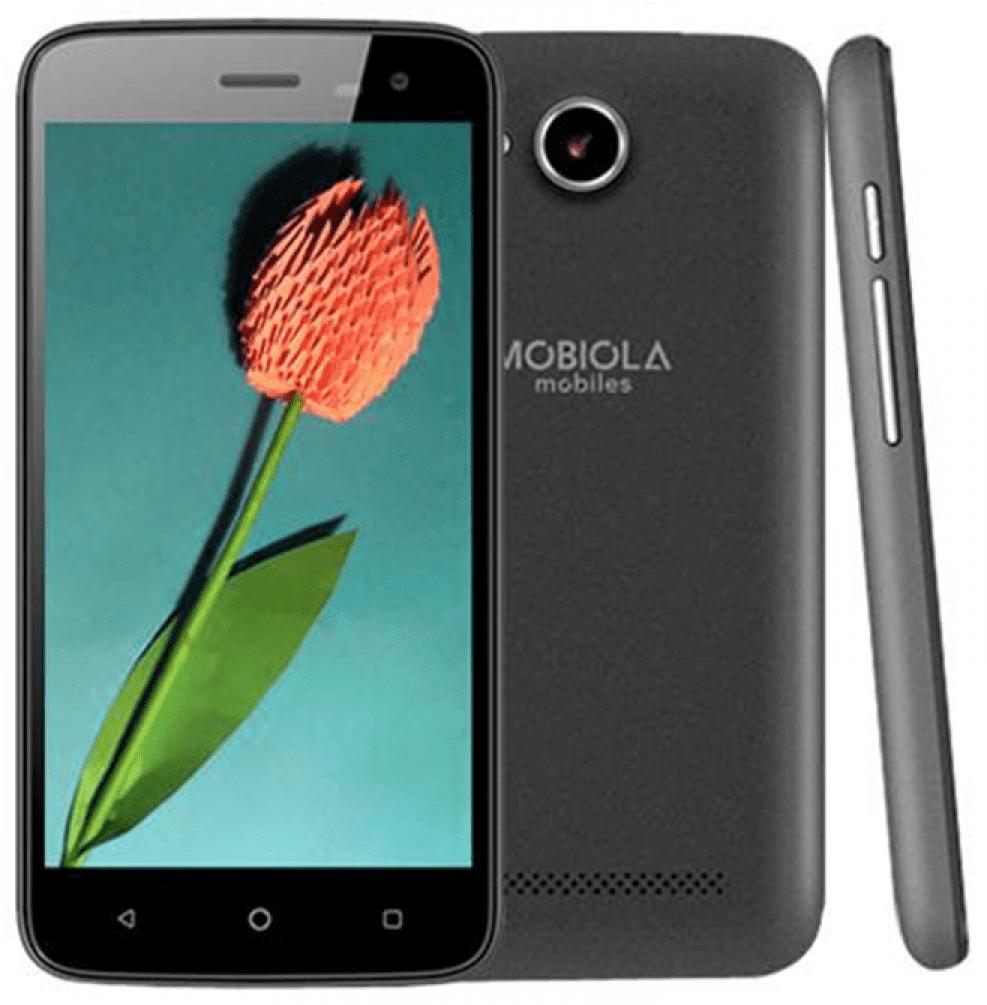 Mobiola Wave 5 Dual SIM (černý)