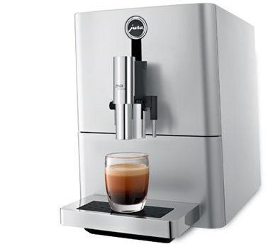 JURA Ena Micro 90 (stříbrná) - Automatické espresso