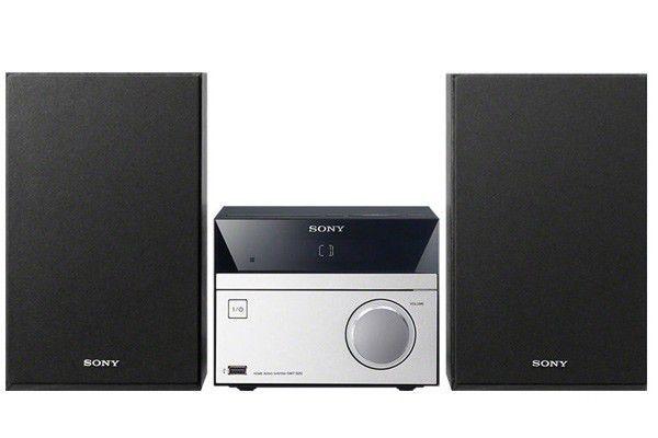 Sony CMT-SBT20 (stříbrno-černý)