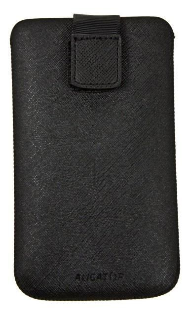Aligator Fresh Neon pouzdro pro Samsung Galaxy S5 (černé)