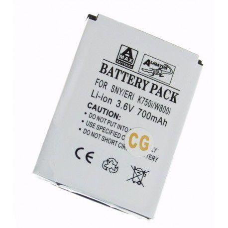 Aligator baterie pro SE K750 / W800, Li-Ion 700 mAh