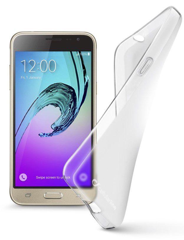 CellularLine TPU Pouzdro Shape pro Samsung Galaxy J3 (2016)