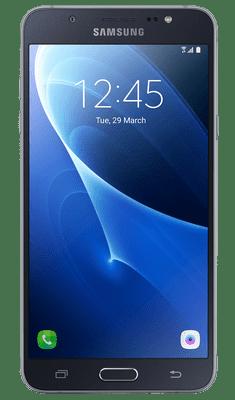 Samsung Galaxy J7, 2016 (černý) + dárek MyMax AA-1176, 10 000 mAh (bílá) zdarma