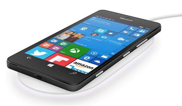 Microsoft DT-904 (bílá) - nabíjecí základna pro bezdr. nabíjení