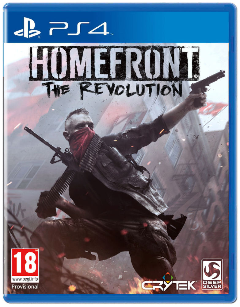 Homefront: The Revolution - hra na PS4