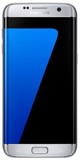 Samsung Galaxy S7 edge (stříbrná)