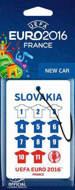 UEFA EURO 2016 New Car