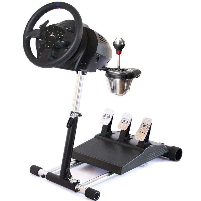 Wheel Stand Pro T300/TX Deluxe V2 - stojan na volant a pedály