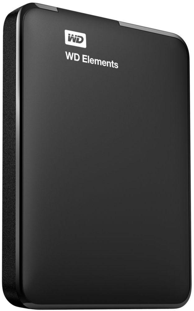 WD Elements Portable 750 GB (černý) - externí disk