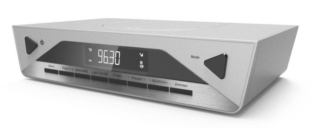 Soundmaster UR2040SI (stříbrné)