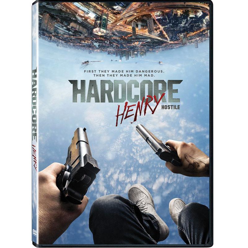 Hardcore Henry - DVD film