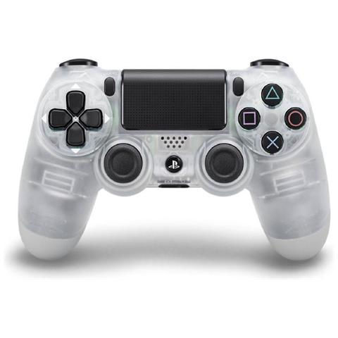 Sony PS4 Dualshock Controller (Crystal)