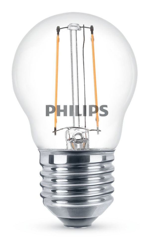 Philips Lighting 2W (25W) P45 E27 WW