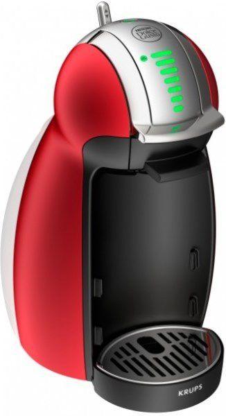 KRUPS KP160531 Nescafé Dolce Gusto GENIO 2 (červená) - Kapslový kávovar
