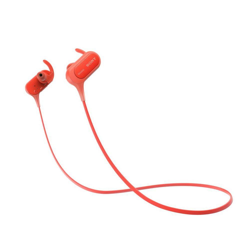 Sony MDR-XB50BS (červená)