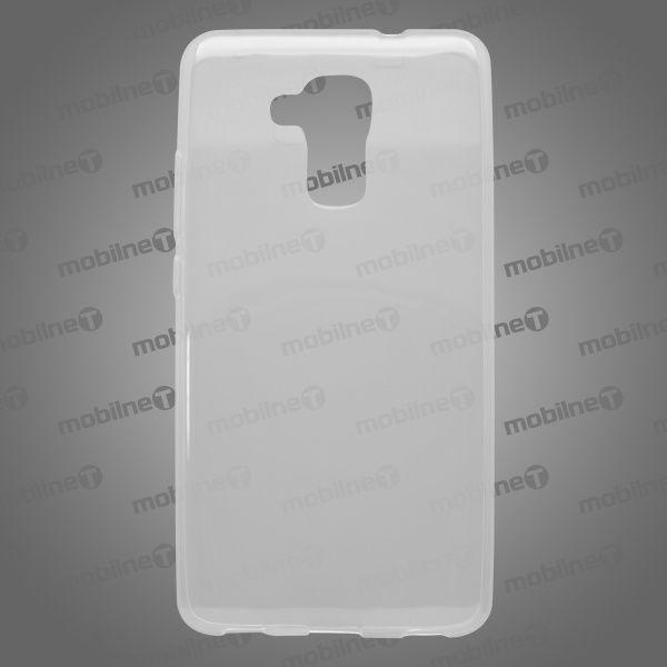 Mobilnet pouzdro pro Huawei Honor 7 L (transparentní)