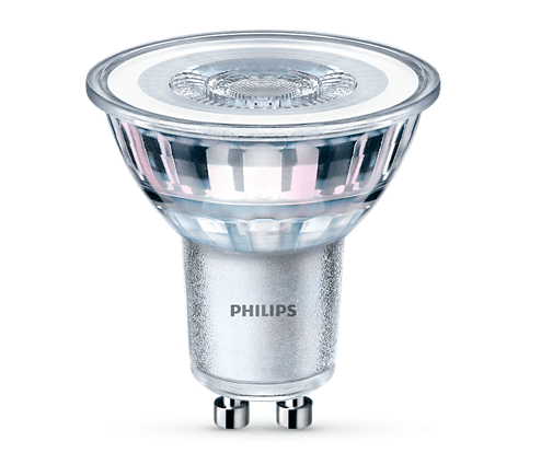 Philips Lightning 3,5W (35W) GU10 WW 36D