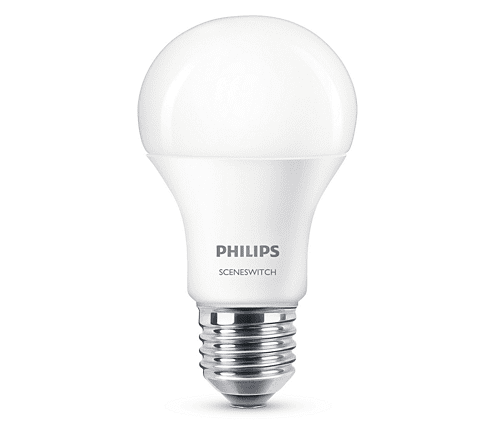 Philips Lighting 9,5W (60W) A60 E27 WWCW