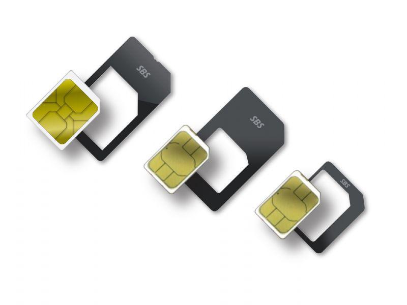 SBS SIM adaptér, TE0SSA582